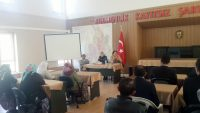 Bulaşıcı hastalıklar ve korunma yöntemleri semineri