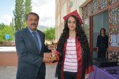 Dinar Anadolu Lisesi Mezuniyet Töreni