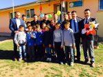 Ak Partili Gençler Öğretmenler Gününü Kutladı