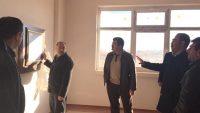 Özkaya Dinar'da Bir Dizi Ziyaret Gerçekleştirdi