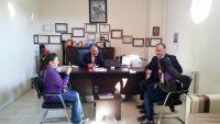 Özel Kolej Öğrencileri Emniyet Müdürü İle Röportaj Yaptı