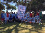 Erdoğan Akın Futbol Turnuvası Başladı