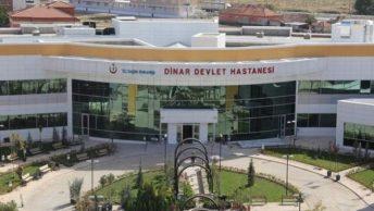 Dinar Devlet hastanesine 9 Doktor Ataması Yapıldı