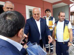 Dazkırı AK Parti Tıp Bayramını Kutladı