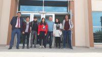 Dinar Fen Lisesi Afyonkarahisar Münazara Liginde Yarı Finalde