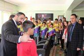Dinar Fatih Orta Okulu Öğrencilerinde Ziyaret