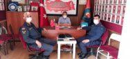 Yüzbaşı Kacar Şehit ve Gazi Derneklerini Ziyaret Etti