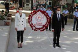 Dinar'da 19 Mayıs Etkinlikleri Gerçekleştirildi