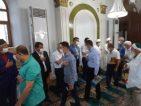 Dinar'da Kurban Bayramı kutlandı