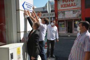 Esnaf Odalarının bulunduğu sokağa Ahi Evran Sokak ismi verildi
