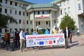 Dinar da Avrupa Hareketlilik Haftası Etkinlikleri