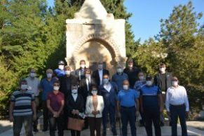 Dinar Belediye Meclisi Deprem Şehitlerimizi unutmadı