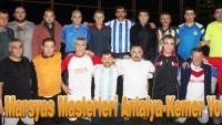 Dinar Marsyas Masterleri Antalya-Kemer Yolcusu