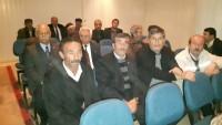 CHP'de Başkan Yeniden Mevlüt Er Oldu
