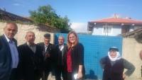 CHP Milletvekili Köksal Afyon'un İlçelerini Gezdi