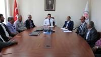 Köylere Hizmet Götürme Birliği Başkanlığı Meclis Toplantısı Yapıldı