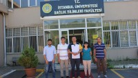 Gerontologlar Derneği'nden İstanbul Gerontoloji Bölümüne Ziyaret