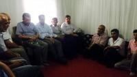 Ali Özkaya Demokrasi Şehidi Şükrü Bayrakçı'nın Baba Evini Ziyaret Etti