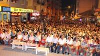 Dinar'da Demokrasi Şöleni