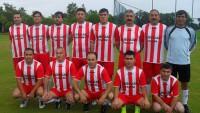 Dinar Futbol Masterler Teke Göller Yöresi Akdeniz Liginde