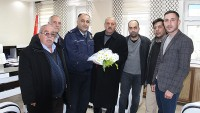 CHP'den Başsağlığı Ziyareti
