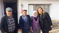 CHP Milletvekili Başmakçı'yı Gezdi