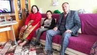 Haydarlı'da Engelli Vatandaşlar Ziyaret Edildi