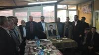 Ak Parti Milletvekili Özkaya Dinar'ın Köylerine çıkarma yaptı.