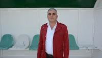 Kulüp Başkanı Muammer Mazlum Baş Sağlığı Diledi