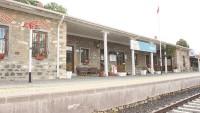 Dinar Tren Garı Şeflikten Bölge Gar Müdürlüğü Haline Dönüştürüldü