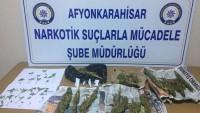 Uyuşturucu Ticareti Yapanlar Yakalandı