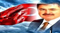 Mv. Ali ÖZKAYA'nın 19 Mayıs Atatürk'ü Anma Gençlik ve Spor Bayramı Kutlama Mesajı