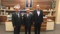 Dinar Ak Parti İçin Yeni Yönetim Kurulu Oluşturma Görevi İdris Er'e Verildi