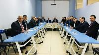 Okul Müdürleri Özel Kolejde Toplandı