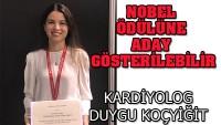 Nobel Ödülüne Aday Gösterilebilir