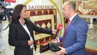 DAZKIRI BELEDİYESİ ANTALYA EXPO FUARINA DAMGA VURDU