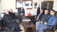 Ak Parti Dinar İlçe Teşkilatı Ziyaretlerine Kaldığı Yerden Devam Ediyor