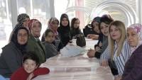 AK Parti Kadın Kolları Şehitler İçin Mevlid Okutturdu