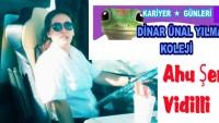 Kariyer Günleri Konuğu Bayan Otobüs Kaptanı Ahu Vidinli