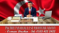 Osman Daşkın Adaylığını Açıkladı