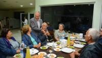 Başkan Acar Emekli Öğretmenler ile İftar Yemeğinde Buluştu