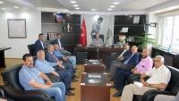 CHP Milletvekili Adayları Başkan Acar'ı Ziyaret Etti