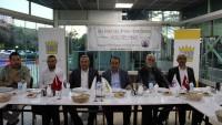Afyonkarahisar Sigorta Acenteleri Derneği Üyeleri Dinar'da İftar Yemeğinde  Buluştu