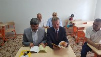 Milletvekili Özkaya'dan Dinar Ziyaretleri