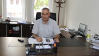Dinar Sosyal Hizmet Merkezi Müdürü Yeni Görevine Başladı.