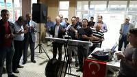 Başkan Acar 55 Uzman Çavuşu Eğitim Yerlerine Uğurladı