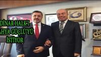 Vatandaşların Talebi üzerine AK Parti'de Bir Aday Daha Gündeme Geldi