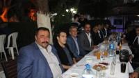 Dinar'da Ziraat Odası Başkanı Güçlü Muhtarlarla Buluştu