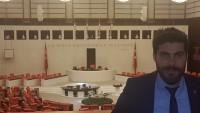 AK Parti Dinar Gençlik Kolları Başkanı İstifa Etti