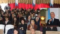 Tazelenme Üniversitesi Senato Toplantısı Dinar'da Yapıldı